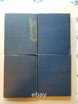 Jeu Complet De Howard Eckels Embaumement Series Livres 9 Volumes 1922