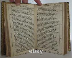 John Milton / Paradise Lost Première Édition 1669 # 1711025