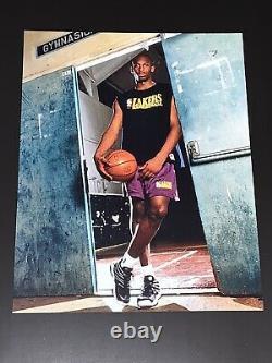 Kobe Bryant Lakers Mamba Mentalité Signée 1ère Édition Hardcover Book