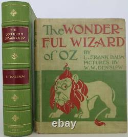 L Frank Baum / The Wonderful Wizard Of Oz First Edition 1900 #2011510