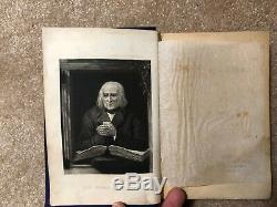 La Terre Spirit, Rare 1er Ed. 1857 Emmons, Sorcière Craft Occulte Prédire L'avenir