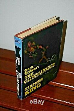 La Tour Sombre Le Pistolero Par Stephen King (1982) Hcdj 1ère Édition