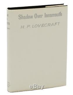 Le Cauchemar D'innsmouth P. H. Lovecraft Edition 1936 HP Horror