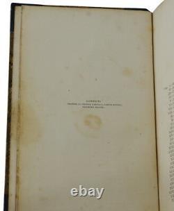 Le Comte De Monte-cristo Par Alexander Dumas Première Édition Britannique 1846
