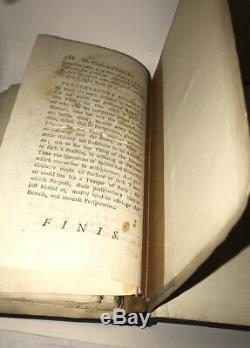 Le Noir Peste! 1665 En Cas De Pandémie Grand (première Édition! 1720) Virus Épidémie Rare
