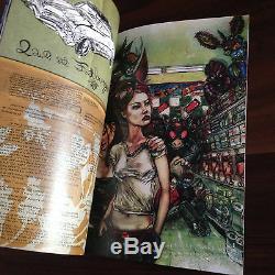 Lent Jams David Choe Signe Choe 1999 Beaux Vice Peinture Art Graffiti