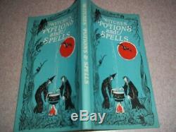Les Potions De Sorcières D'époque Et Par Kathryn Spells Paulsen Maggie Jarvis 1971
