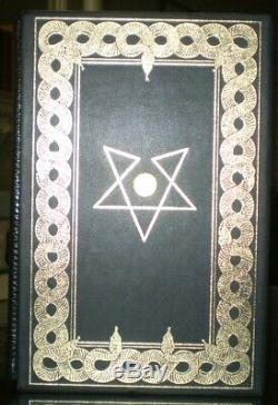 Livre De Sitra Akhra, 1 110, Black Serpent Edition, Occulte, Grimoire, Ixaxaar