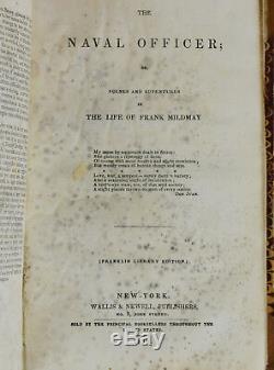Lodore Par Shelley Première Édition Mary 1835 Frankenstein 1st Us Feminist