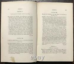 Lueurs Dans L'obscurité 1er, 1850 Sorcellerie Magic Persécution Superstitions