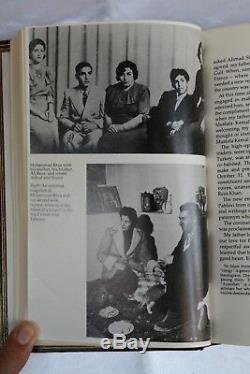 Magnifique Dernier Livre Signé Par Le Roi Mohammad Reza Pahlavi L'histoire De Shah