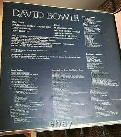Mega Rare David Bowie Original Release Vg Used Philips Sbl 7912 Mega Rare David Bowie Original Release Vg Used Philips Sbl 7912 Mega Rare David Bowie Original Release Vg Used Philips Sbl 7912 Mega Rare