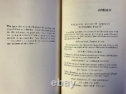 Mein Kampf Adolf Hitler 1939 Première Édition Reynal Hitchcock Très Bon Cond