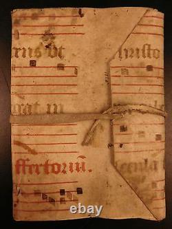 Merchant Trader Handwritten Manuscrit Dans La Ville Médiévale Illuminated Vélin Reliure