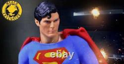Mezco Superman 1978 Christopher Reeve One12 Collective In Hand Ready To Shipping