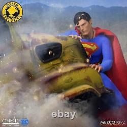 Mezco Superman 1978 Edition Christopher Reeve One12 Collective En Stock