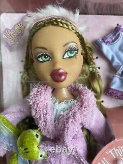 Mga Bratz Slumber Party Yasmin 1ère Édition Original Nib Nrfb Fashion Doll Sealed