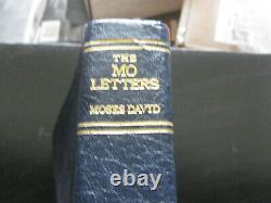 Mo Letters (301-400) Fils De Dieu, Bible En Cuir Moïse David Berg Rare
