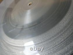 Muse Showbiz Uk Original Limited Numéroté Double Clear Vinyl Lp Set