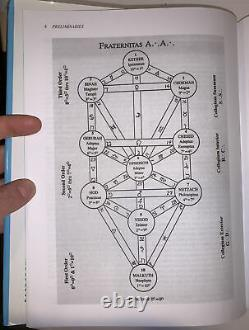 Mystic & Magical System Of The A A, Aleister Crowley, Magick, Occult, Hcdj