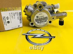 Neu Original Kraftstoffpumpe Opel Vectra C Signum Astra H Zafira B 2,2 150 / 155ps