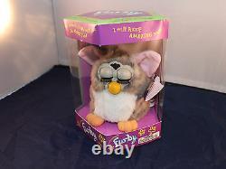 Original Furby Tiger Electronics 1998 Collectors Quality, 1ère Édition Nouvelle 70-800