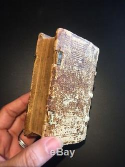 Pharsale De Lucain Et Les Tragédies De Sénèque, 1612, Rare, Latin