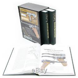 Pistole Parabellum Histoire Du Système Luger Set 3 Volume