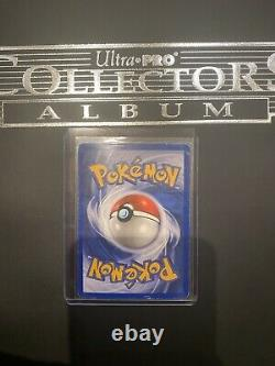 Pokemon Carte Charizard Holo 4/102 Wotc Original Base Set Near Mint