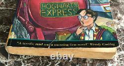 Première Édition! Harry Potter &the Philosopher/sorcerer's Stone, 1997wendy Cooling
