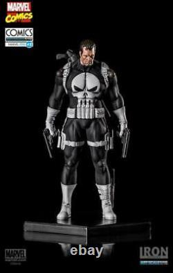 Punisher Statue Iron Studios Figurine Marvel 110 Rare Edition Exclusive Limitée