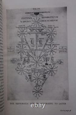 Rare 1sted 1913 Secret Doctrine En Israël Zohar Kabal Cosmologie Sciences Occultes