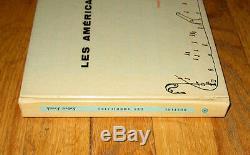 Robert Frank Les Americains 1958 Ed Héliogravure Original Delpire Les Américains Hc