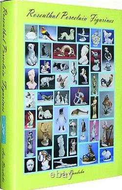 Rosenthal Figurines Porcelaine Book Collectors' Must Have! Couleur, Couverture Rigide