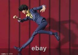 S. H. Figuarts Cowboy Bebop Spike Spiegel Action Figure Bandai Nouveau Du Japon