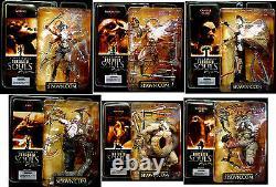 Série 2 Âmes Torturées 6 Figure Action Jeu De Figures Jouets Mcfarlane 2002 Amricons