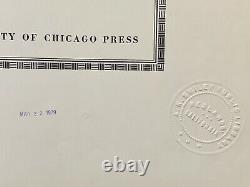 Stanislaw Szukalski Projets Dans Design Chicago Press 1929 Art Book Architecture