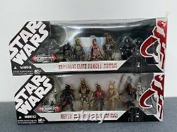 Star Wars Republic Elite Forces Ee Exclusive (les Deux Ensembles) 1 Boîte Endommagée Tout Nouveau