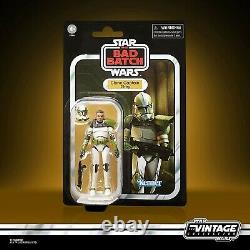 Star Wars The Bad Batch Vintage Collection Amazon Exclusive 4-pack Figurine Lot 2
