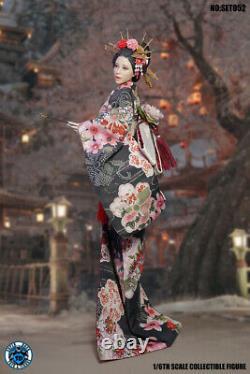 Super Duck 1/6 Set052 Costume De Beauté Japonais Vêtements W Head Fit Ph Body