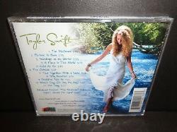 Taylor Swift Taylor Swift Version Originale 11 Chansons Rare Withbest Acheter Sticker Nouveau