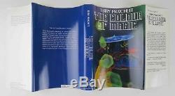 Terry Pratchett La Couleur De La Magie Signé 1er Première Uk Edition 1983 Livre