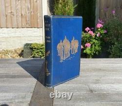 The Jungle Book Rudyard Kipling 1ère Édition Antique Vintage Original Book