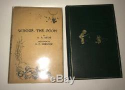 Winnie L'ourson! (première Édition / Première Édition! 1926!) Methuen London Milne Rare