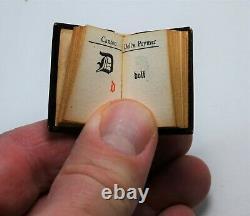 X Rare Miniature Prymer Livre Caxton Doll Washburn 1939 Lmtd Seulement 3 Connu